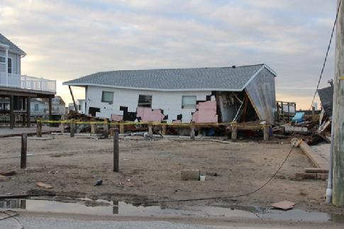 hurricane sandy flood damages to long beach island, tuckerton beach, ship bottom, beach haven west, LBI